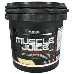 Muscle Juice Revolution 2600 от Ultimate Nutrition как принимать состав
