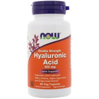 Hyaluronic Acid Double Strength 100 mg (60капс)