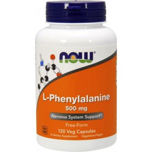 L-Phenylalanine 500 mg (120капс)