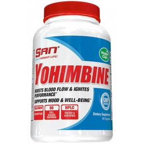 Yohimbine (90капс)