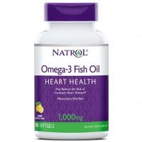 Omega 3 Fish Oil 1000 мг (60капс)
